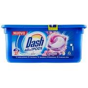 Dash Pods Allin1 Detersivo Lavatrice in Capsule Lavanda 27 Lavaggi