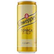 Schweppes Tonica 0,33 l Lattina Sleek