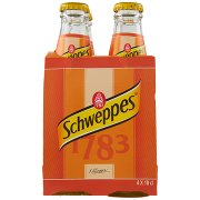 Schweppes Gusto Arancia 0,18 l Ow x 4