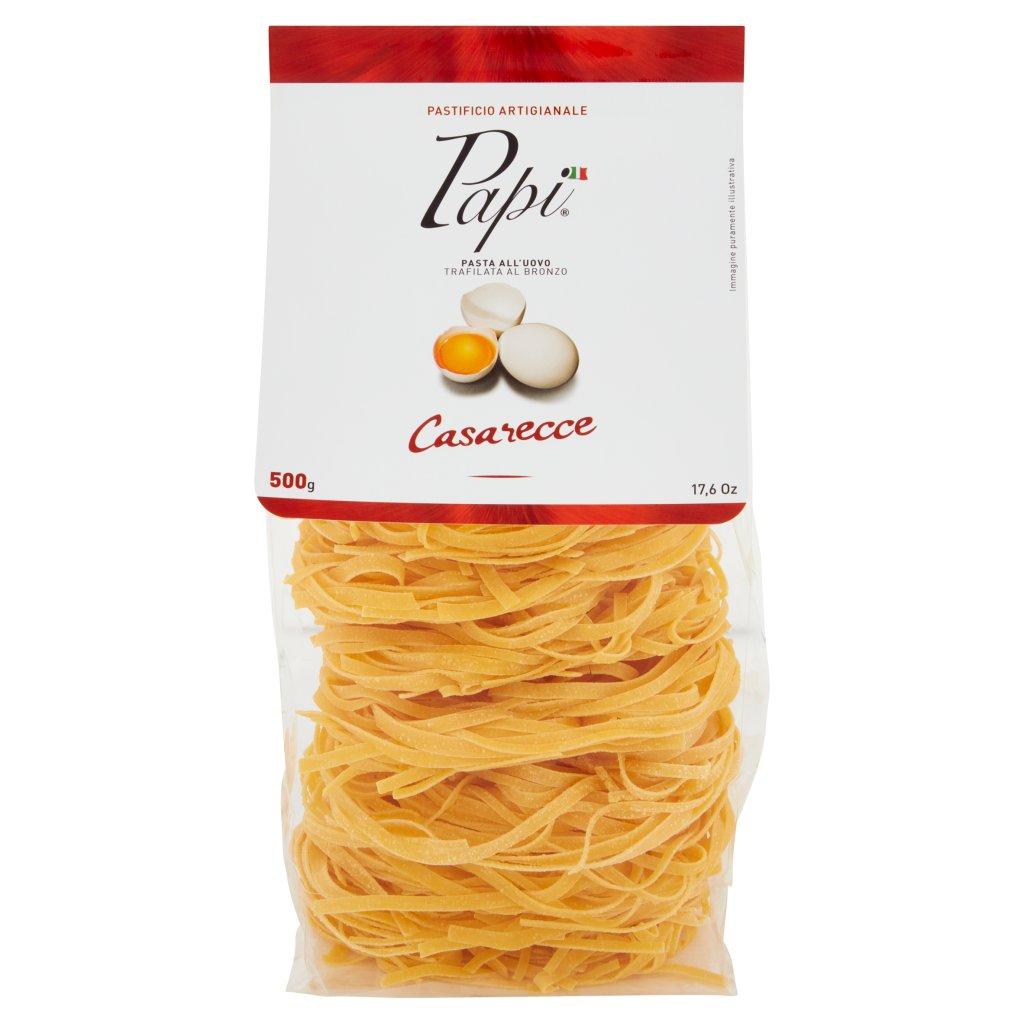 Papi Pasta all'Uovo Casarecce