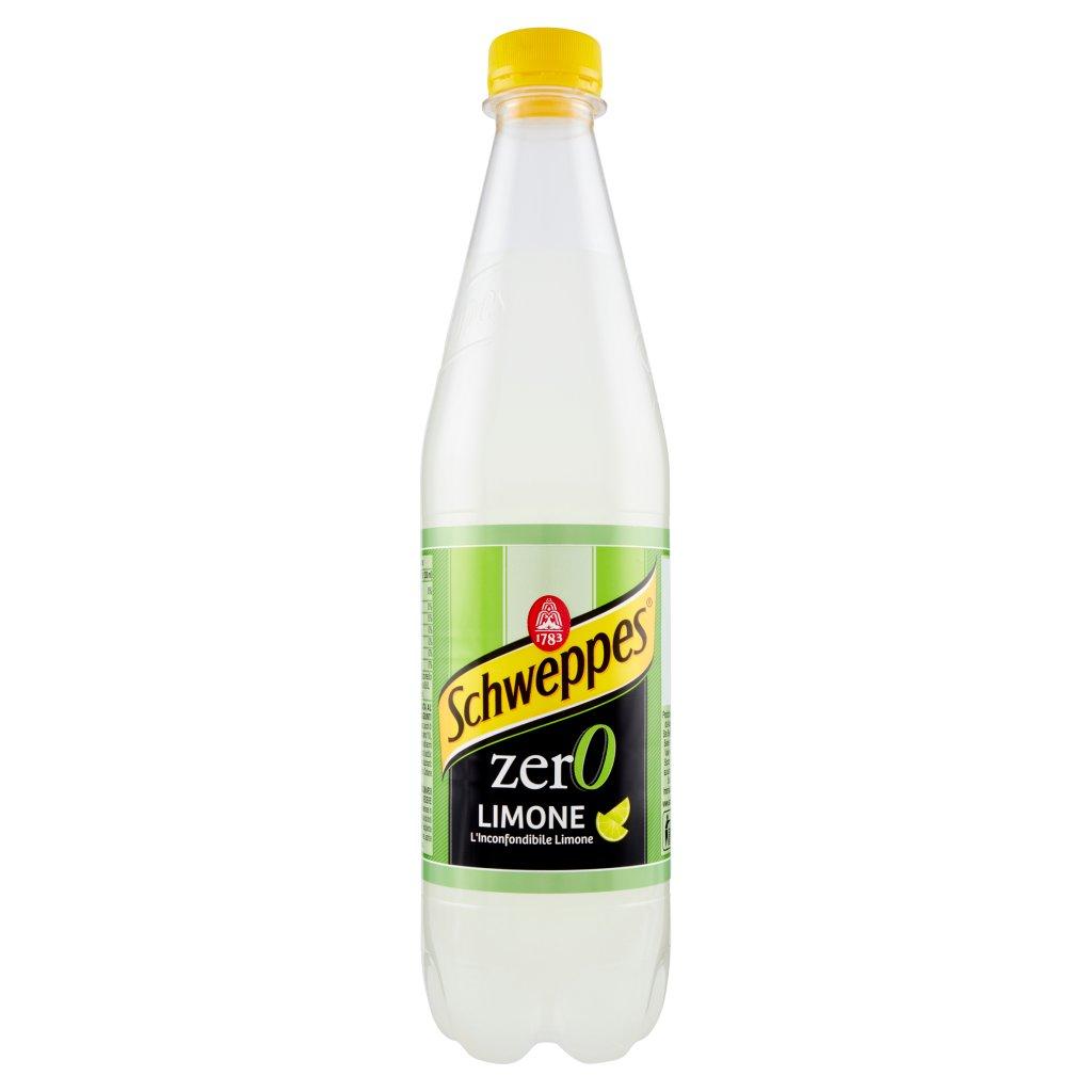 Schweppes Limone Zero 0,60 l Pet