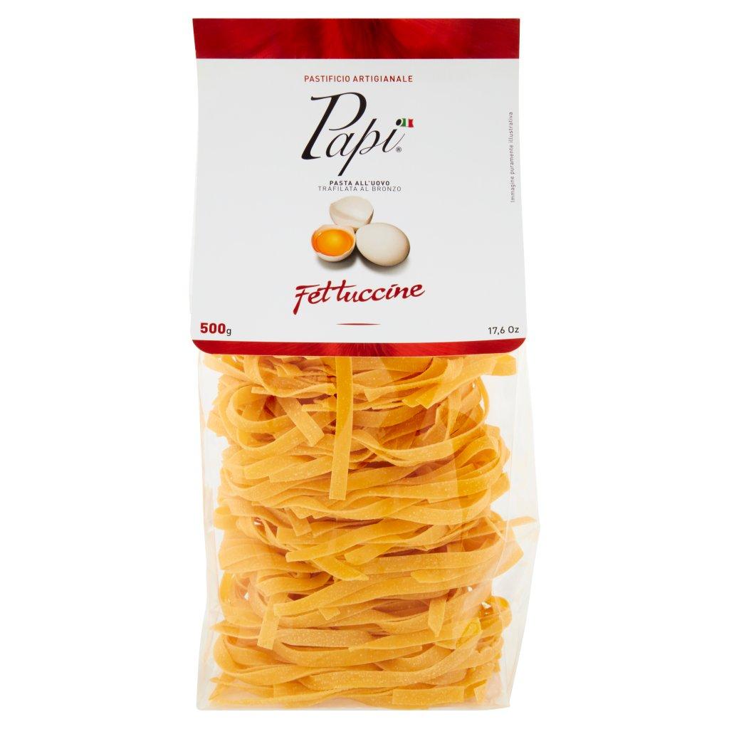 Papi Pasta all'Uovo Fettuccine