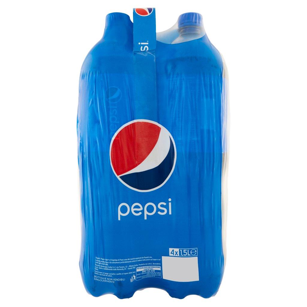 Pepsi 4 x 1,5 l