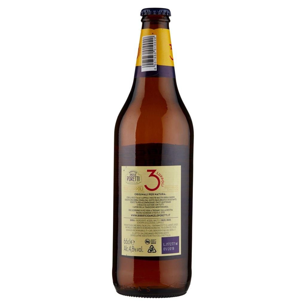 Birrificio Angelo Poretti Birra 3 Luppoli