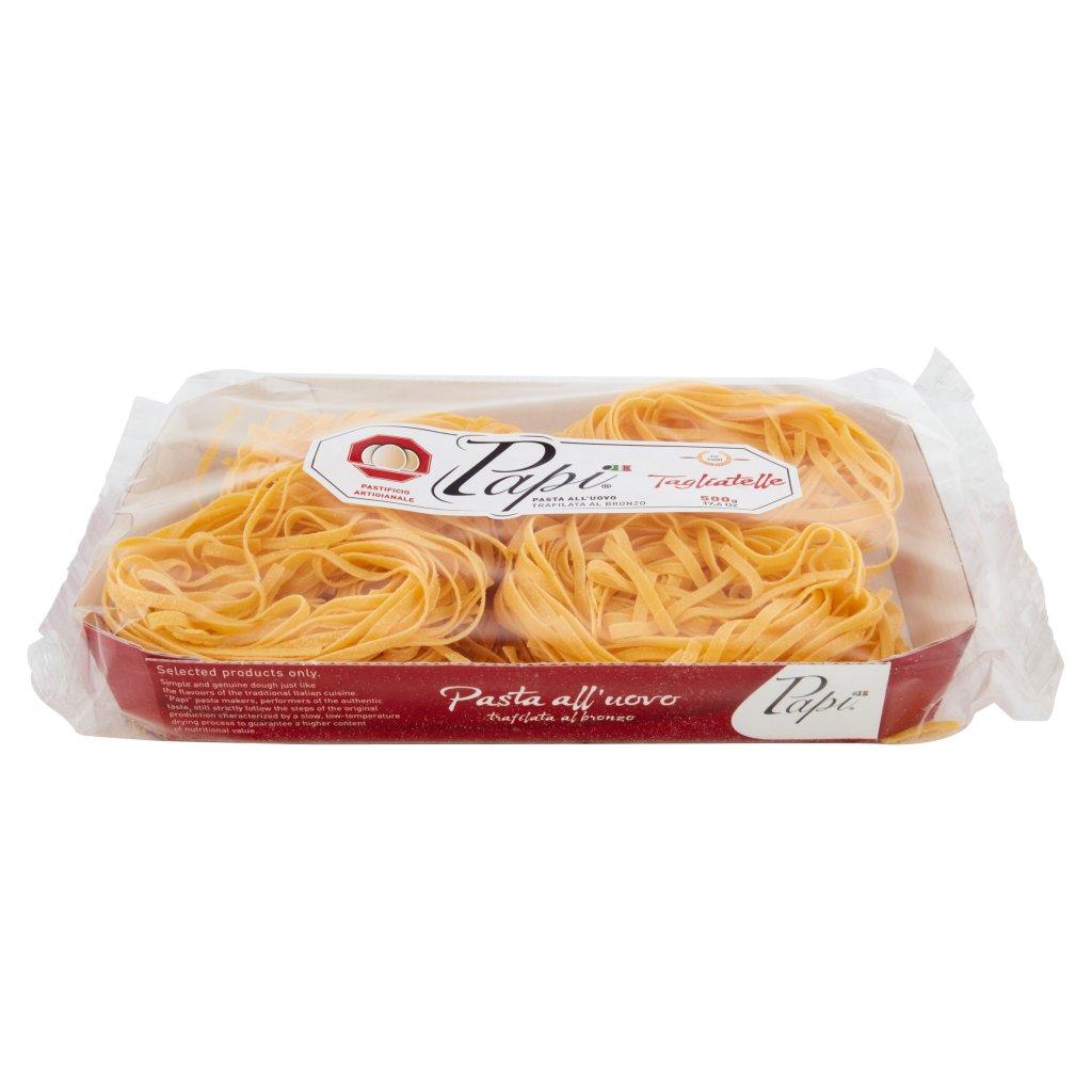 Papi Pasta all'Uovo Tagliatelle