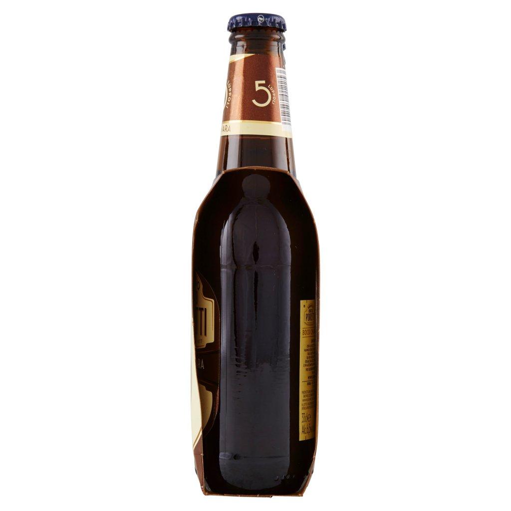 Birrificio Angelo Poretti Birra 5 Luppoli Bock Chiara 3x 33 Cl