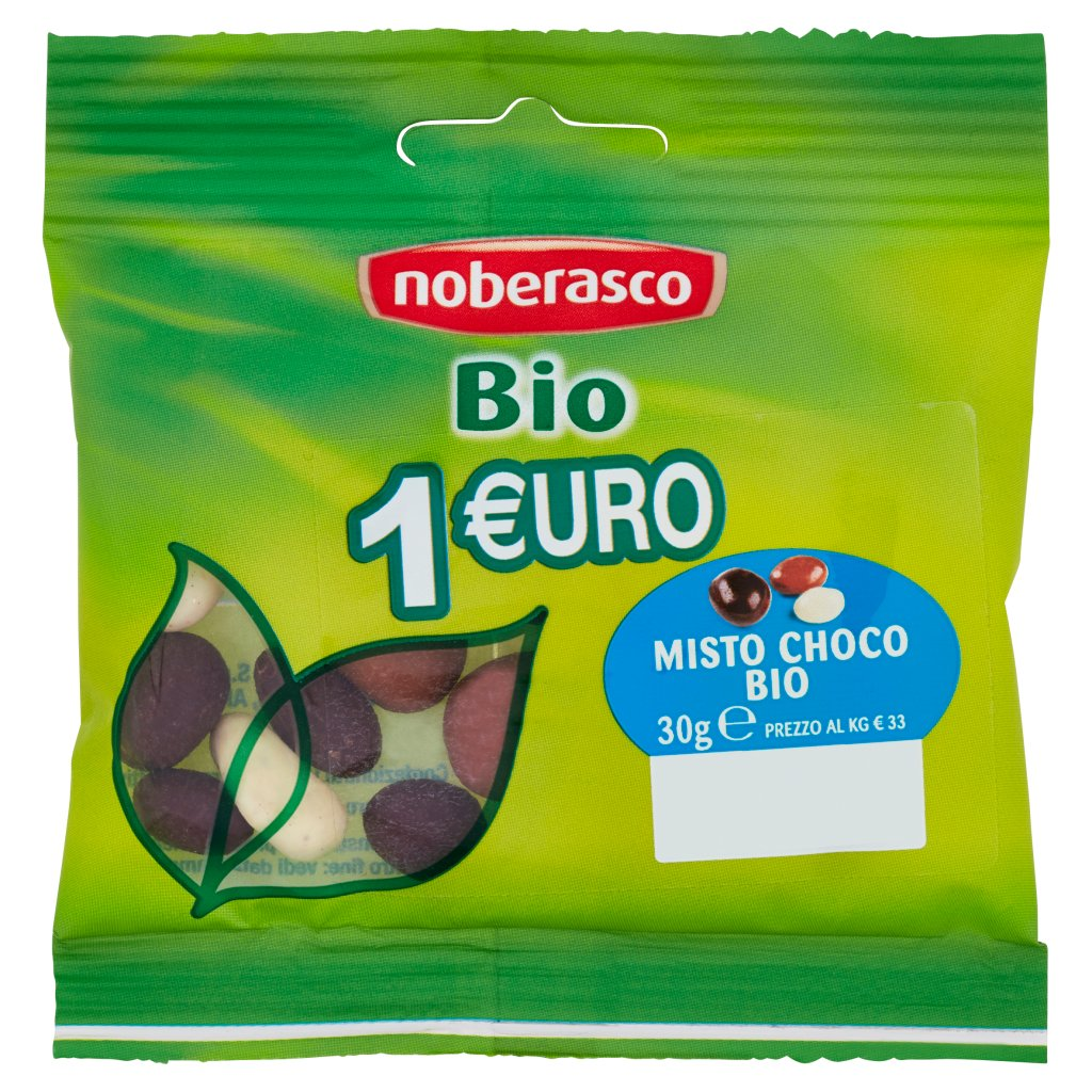 Noberasco 1 €uro Bio Misto Choco