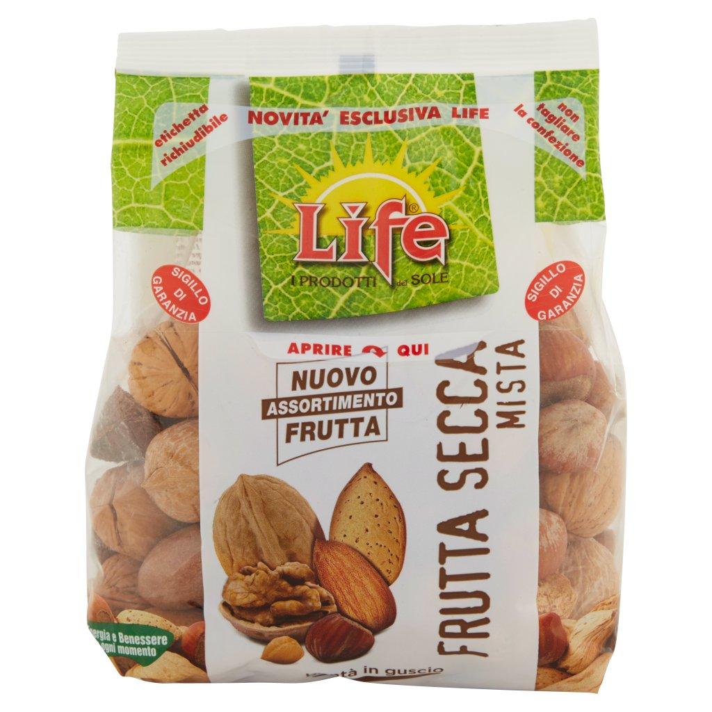Life Frutta Secca Mista Confezione 500 G