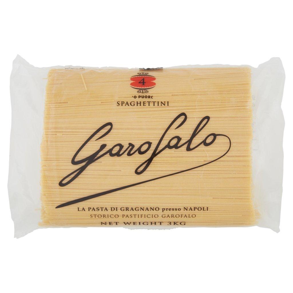 Garofalo Spaghettini N. 4