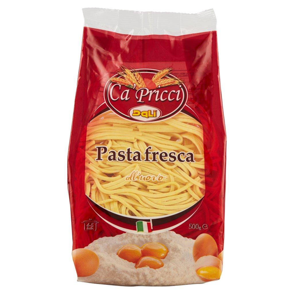 Dalì Ca' Pricci Pasta Fresca all'Uovo Spaghetti