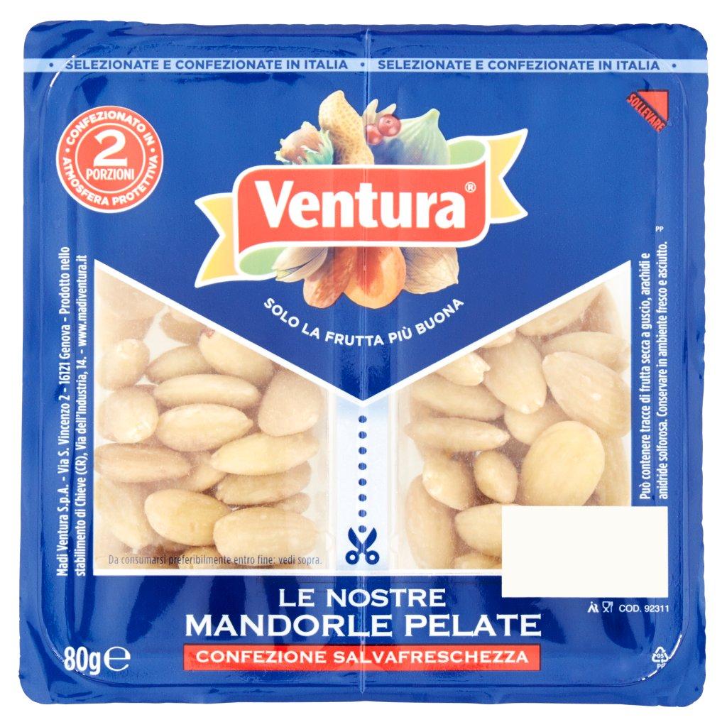 Ventura Le Nostre Mandorle Pelate