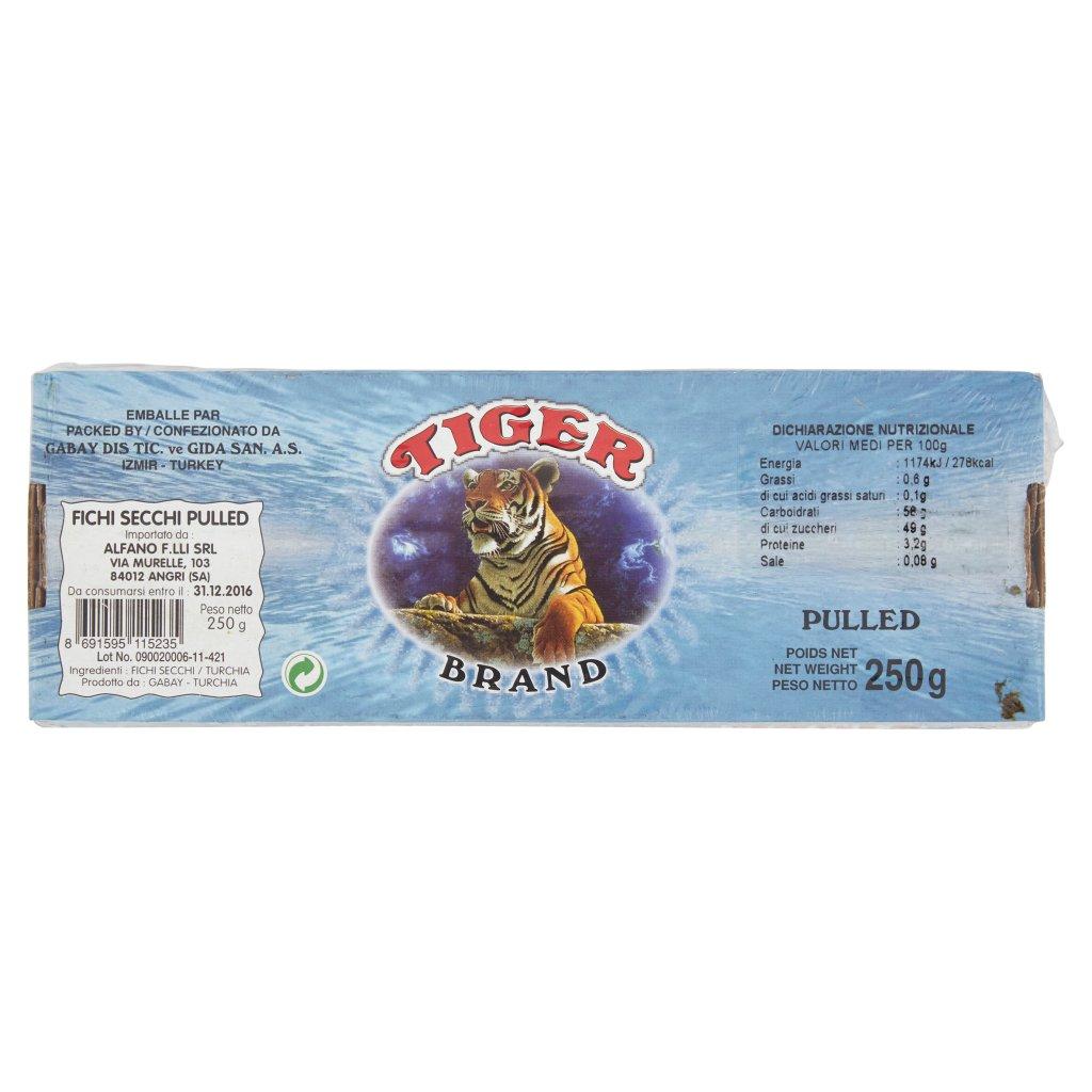 Tiger Brand Fichi Secchi Naturali di Montagna