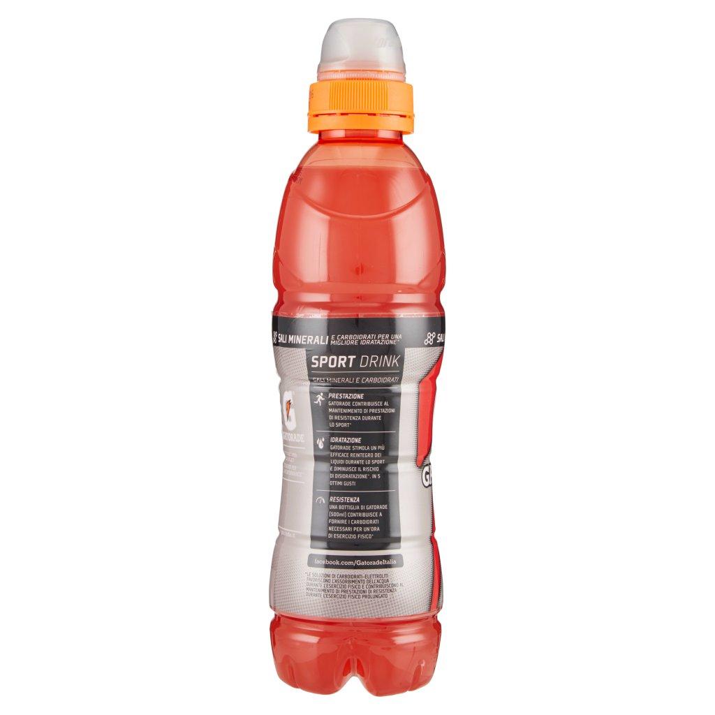 Gatorade Arancia Rossa 0,5 l