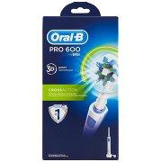 Oral-b Power Spazzolino Elettrico Pro 600 Cross Action