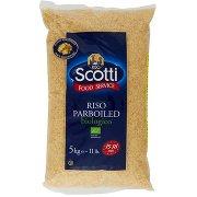 Riso Scotti Food Service Riso Parboiled Biologico