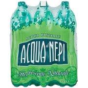 Acqua di Nepi Acqua Minerale Effervescente Naturale Pet 6 x 1,5 l
