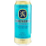 Lӧwenbräu Lowenbrau Original Birra Lager Bavarese Lattina