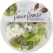 Insal'arte Pausa Pranzo Mediterranea con Formaggio e Olive