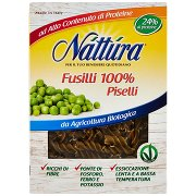Náttúra Fusilli 100% Piselli