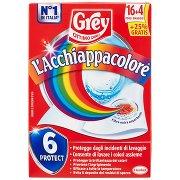 Grey L'acchiappacolore 6 Protect 16+4 Fogli Omaggio