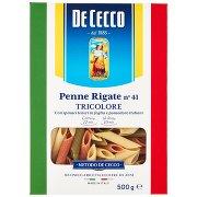 De Cecco Penne Rigate N°41 Tricolore