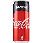 Coca Cola Zero Zuccheri Zero Calorie Lattina