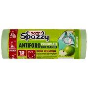 Domopak Spazzy Antiforo Profumati con Manici - Mela Verde (28 Litri - )