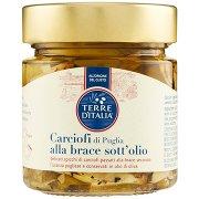 Terre d'Italia Carciofi di Puglia alla Brace Sott'Olio