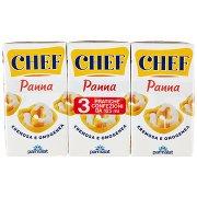 Chef Panna 3 x 125 Ml