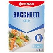 Conad Sacchetti Gelo Grandi 28x42cm