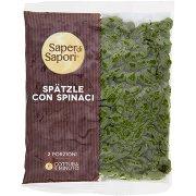 Selex Saper di Sapori Spaztle Freschi con Spinaci