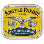 Angelo Parodi Filetti di Sgombro in Olio d'Oliva