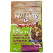 Nutclub Superfood Mix Vitality