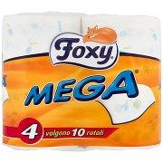 Foxy Mega Carta Igienica 2 Veli Decorata 4 Rotoloni
