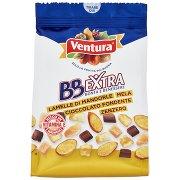Ventura Bbextra Lamelle di Mandorle Mela Cioccolato Fondente Zenzero