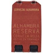 Cervezas Alhambra Reserva Cerveza Roja