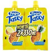 Yoga Tasky Ananas con Sali Minerali 2 x 330 Ml