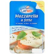 Latbri Mozzarella a Fette