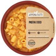 Gastronomia Toscana Appena Fatti Pasta e Ceci