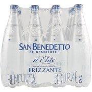 San Benedetto Acqua Minerale Benedicta Elite Frizzante 12 x 1l