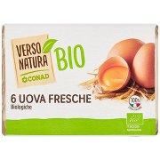 Conad Verso Natura Bio 6 Uova Fresche Biologiche
