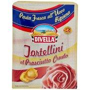 Divella Pasta Fresca all'Uovo Ripiena Tortellini al Prosciutto Crudo