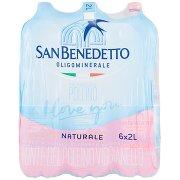 San Benedetto Acqua Minerale dal Parco del Pollino Naturale 6 x 2 l