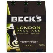 Beck's London Pale Ale Carattere Luppolato