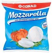 Conad Mozzarella 3 x 125 g