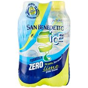 San Benedetto Ice Lime 4 x 0,5 l