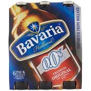 Bavaria 0,0% Alc. Premium Original Bottiglia