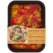 Cottin Tavola Saporito con Peperoni e Olive