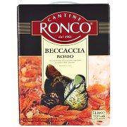 Cantine Ronco Beccaccia Rosso Bag in Box Itri