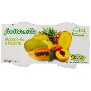 Fruttasnella Macedonia a Pezzetti 2 x 113 g